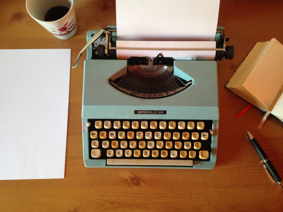 Don't be afraid of NaNoWriMo